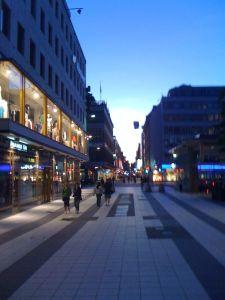Stoccolma 13 luglio 22 e trenta