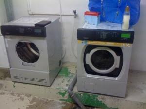Asciugatrice e lavatrice