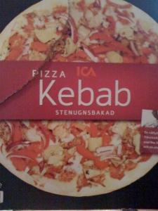 La Pizza al Kebab di ICA