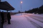 Aspettando l'autobus