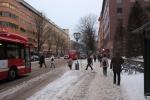 Arrivato a Stoccolma