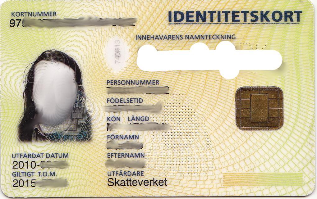 Carte d\'identità e Referendum | Un Italiano in Svezia