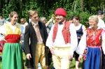 Prima delle danze folkloristiche