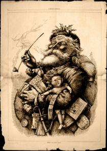 Il Santa Claus di Nast