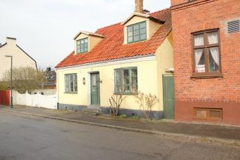 Una delle vecchie casette