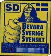Mantieni la Svezia Svedese