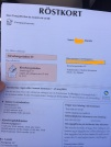 Il certificato elettorale