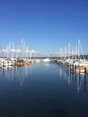 Il porto di Båstad
