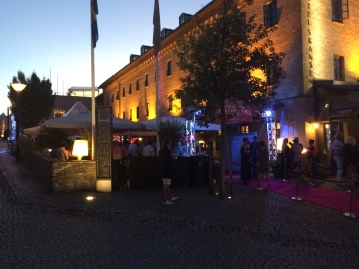 Swedish Open party