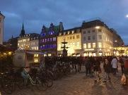 Amagertorv vista da Højbro Plads
