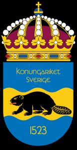 Cambia il blasone del vecchio Regno: il castoro di Bjurholm prende il posto delle Tre Corone.