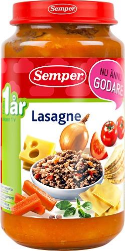 Lasagne: ora ancora più buone!