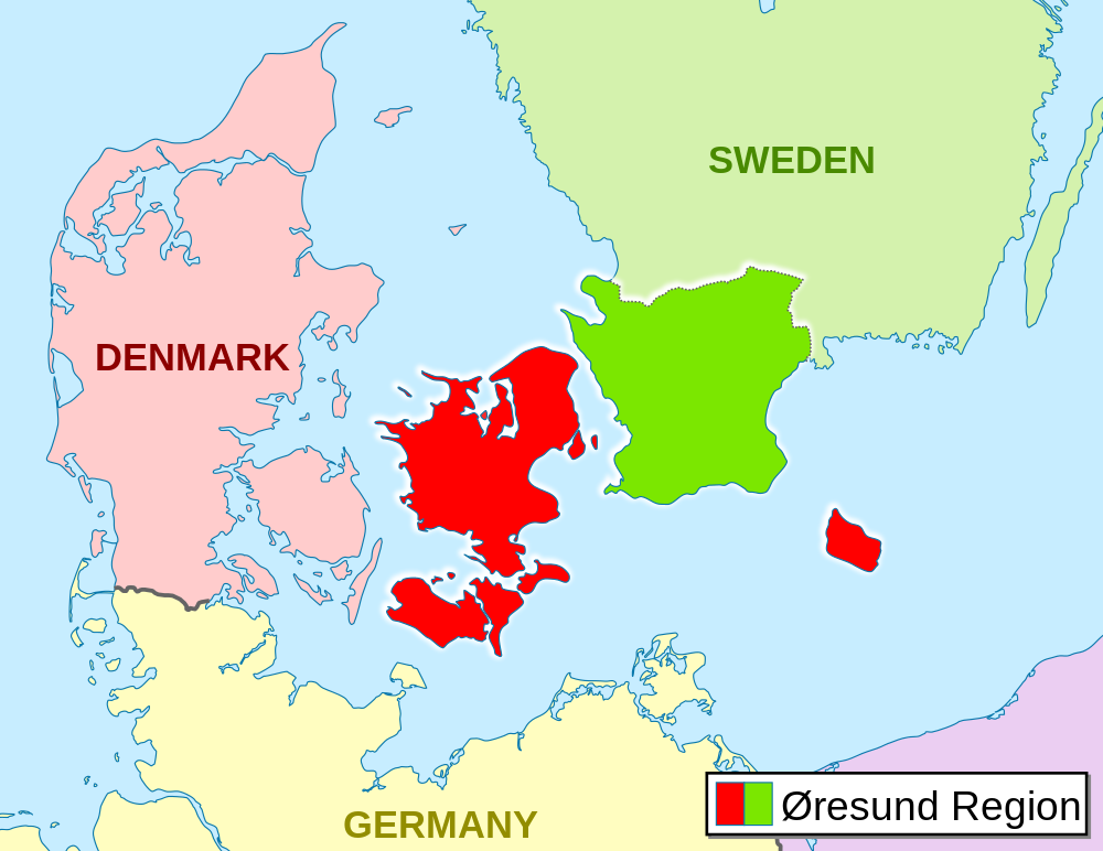 Scandinavia Un Italiano In Svezia