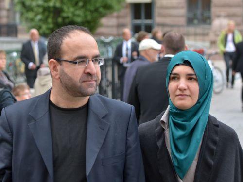 Keplen con la moglie. Foto ddi Johan Fredriksson, pubblicata su Wikimedia su licenza Creative Common