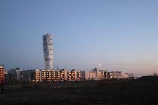 Turning torso e Västra hamnen
