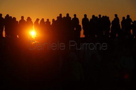 Il sole fra la gente